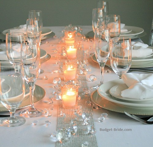 Silver Head Table Pro Pack