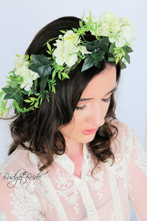 Foliage Head Wreath