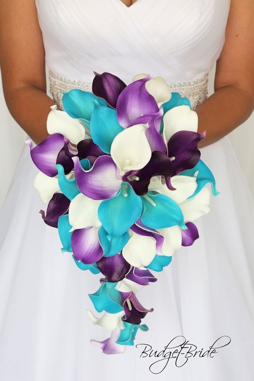 Pick Your Colors - Cascade Bouquet
