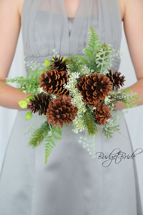 Pine Cone Bridesmaid